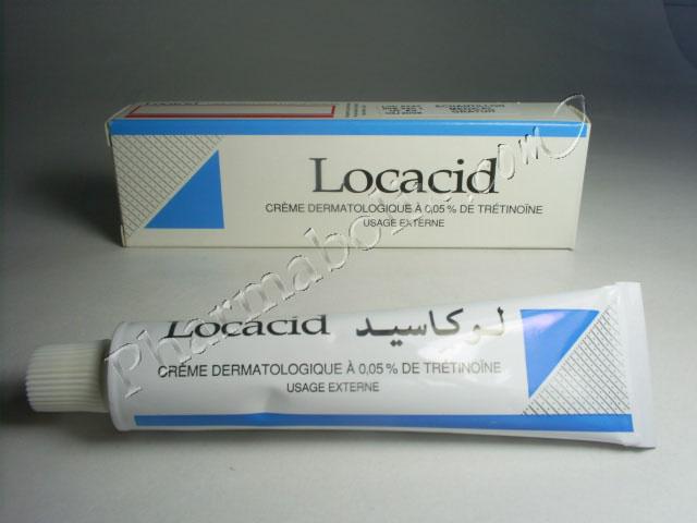 creme locacid